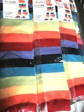 063653b389b Angelina Girls Neon Rainbow Knee High Socks Single-pair 6-8 Size for ...