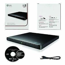 LG External Slim Portable DVD Writer GP65NB60 -TV Connectivity VIA USB Model....