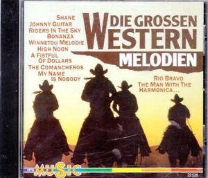 Bruno-Bertone-Orch-Die-grossen-Western-Melodien-amp-Ned-Nash-Orch-CD
