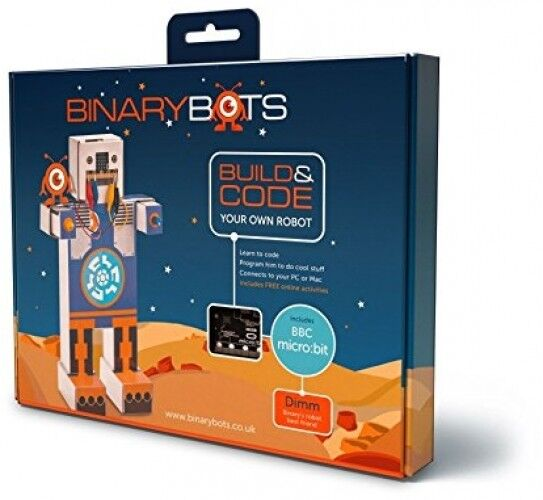 Dimm Robot Bluetooth Programming and amp; Coding Children Project Kit Kids Toy