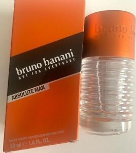 50ml-Bruno-Banani-absolute-MEN-Eau-de-Toilette-Irresistible-amp-Masculine-Spray