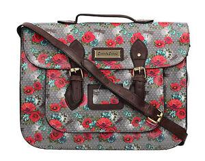 Womens-Girls-dragonfly-School-Satchel-Bag-Messenger-Ladies-Handbag-Crossbody