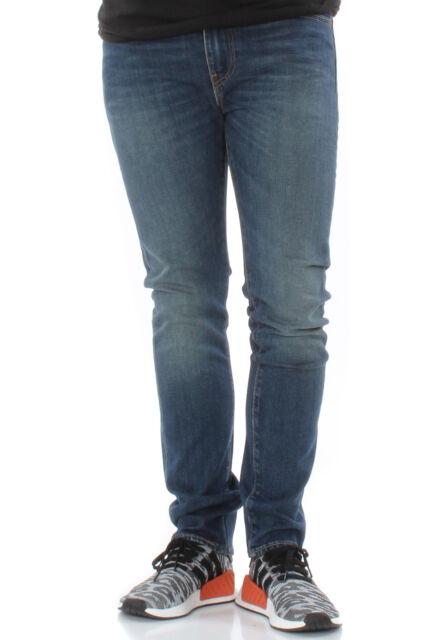 Levi's 510 Fit Jean Skinny Homme Bleu (madison Square 701) W32l34