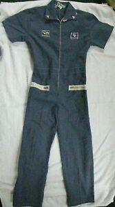 Vintage-Kid-039-s-1960s-NASA-Kennedy-Space-Center-Astronaut-Suit-Florida