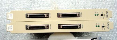 1PC USED Yaskawa  CP-317//LIO-01 JACP-317800 87317-80000