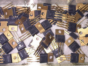 Details about *(1) NOS RARE 1977 MOTOROLA MRF475 GOLD RF HAM CB RADIO POWER  TRANSISTOR FINAL!!