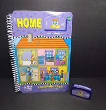 LeapFrog School House LeapPad Subject HOME Language First Level 1 Grades K-5