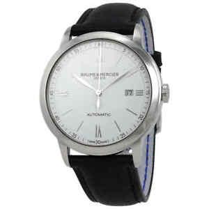 Baume-et-Mercier-Classima-Automatic-Men-039-s-Watch-MOA10332