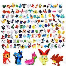 144 pcs Pokemon figures set 2016 pikachu charizard figurine doll lot for kids