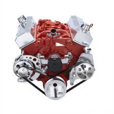Chevy Small Block Serpentine Conversion Kit Sbc 283 302 305 350 400 Ewp System