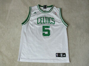 Boston Celtics Basketball Jersey Youth