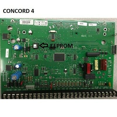 Concord 4..//..Concord Express Installer Code Recovery,,EEPROM Reading Service