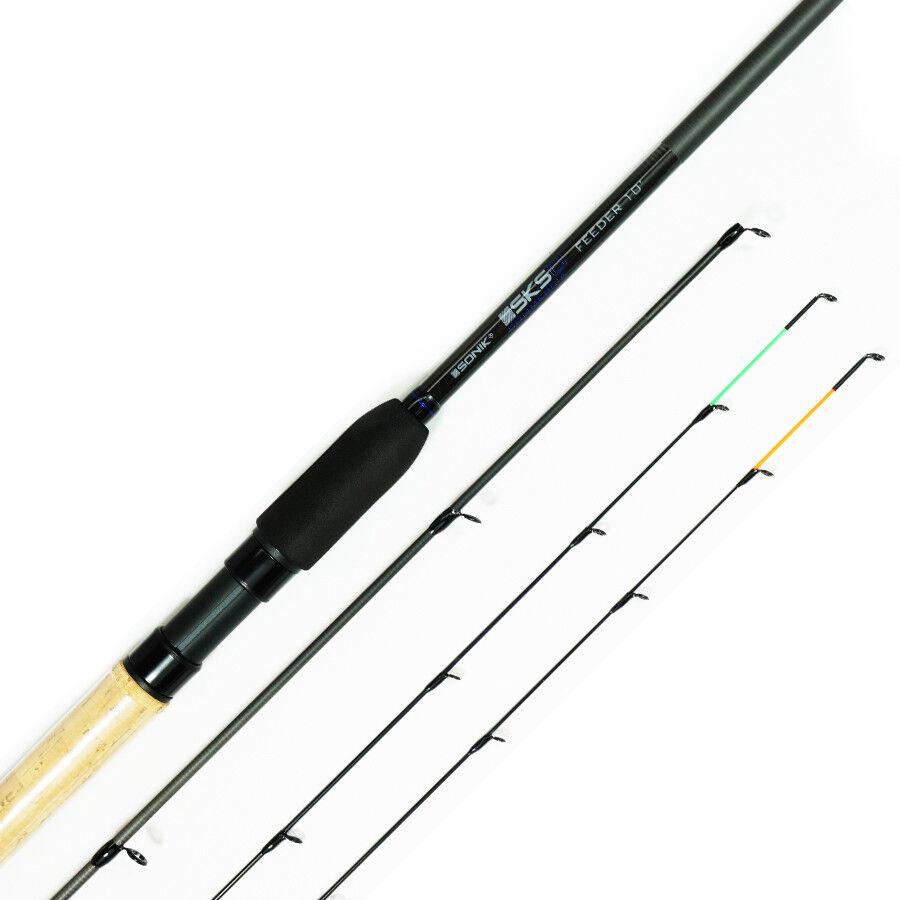 Sonik SKSC 11ft Commercial Feeder Rod Fishing