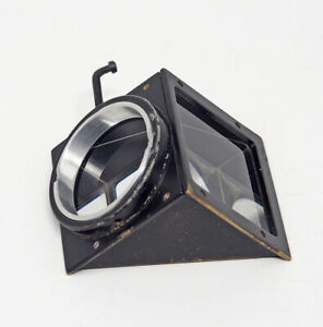 Wollensak-Right-angle-Prism-33mm-Lens-Opening-Rochester-NY-Free-Shipping