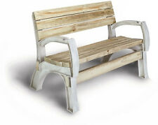 NEW 2x4basics 90134 AnySize Chair or Bench Ends, Sand Outdoor Garden Patio Yard