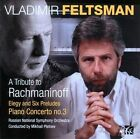 A Tribute to Rachmaninoff (CD, Aug-2011, Nimbus)
