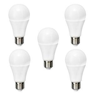 5-x-HD-LED-Bulb-13W-75W-E27-1055lm-RA-gt-90-Dimmable-200-Warm-White-Illuminant