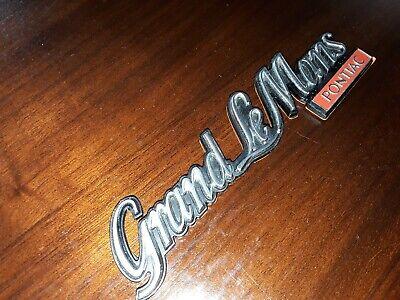 1977 1978 1979 1980 1981 Cadillac Trunk Emblem Gasket