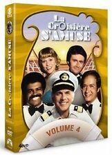 PO/8890// LA CROISIERE S'AMUSE SAISON 4  COFFRET 4 DVD NEUF AVEC SON BLISTER