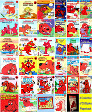 Clifford Series Brand New Collection of 35 Books by Norman Bridwell