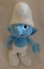 "Jakks Pacific Smurf Smurfs 7"" Plush Stuffed Animal Toy"