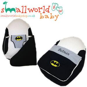 Personalised-Batman-Baby-Bean-Bag-Sleep-Pod-NEXT-DAY-DISPATCH