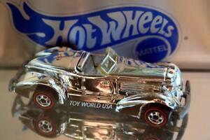 1995 Hot Wheels Classic American Cars Service Merchandise 1934 Auburn 852 Ebay