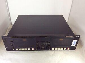 Marantz-PMD520-3-Head-Pro-Studio-Stereo-Dual-Double-Cassette-Recorder-XLR