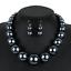 Women-Bohemian-Choker-Chunk-Crystal-Statement-Necklace-Wedding-Jewelry-Set thumbnail 166