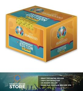 * pre-ordine * Panini EURO 2020 ADESIVI edizione del torneo 10, 20, 50, 100 confezioni