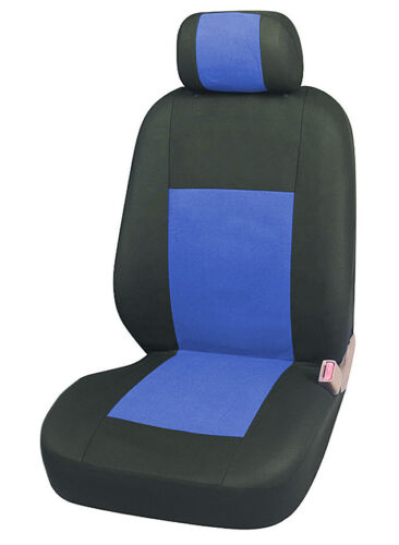 2+1 Coprisedili rivestimenti Blu per Renault Master 2010