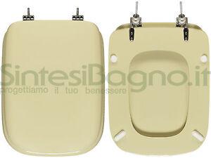 Details about WC Seat SintesiBagno MADE for Senesi WC DUCCIO series.  Champagne. DILCONDUCCIOCH