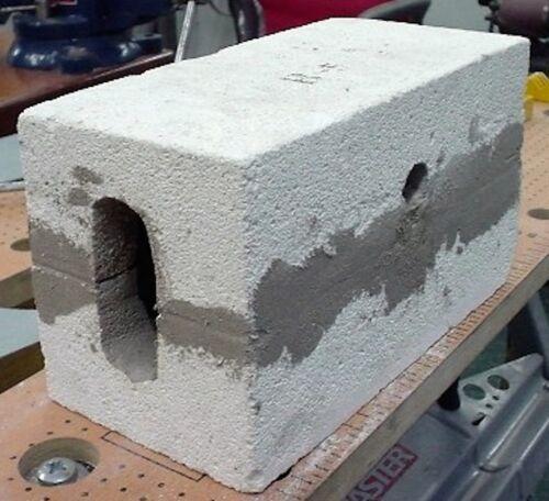 Refractory Mortar Cement K-Bond Wet 3000F Thermal Ceramics Firebrick Forge 3 lbs