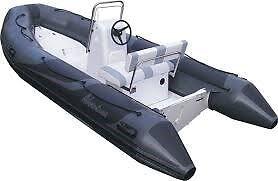 Adventure Rib, V-450, med Yamaha 40 HK påhængsm...