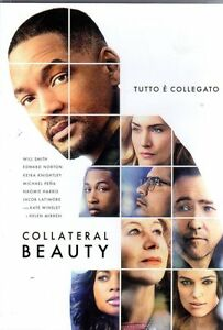 DVD COLLATERAL BEAUTY DVD wiil smith - Italia - DVD COLLATERAL BEAUTY DVD wiil smith - Italia