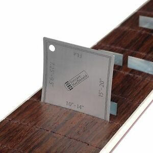 StewMac Fret Slot Depth Gauge