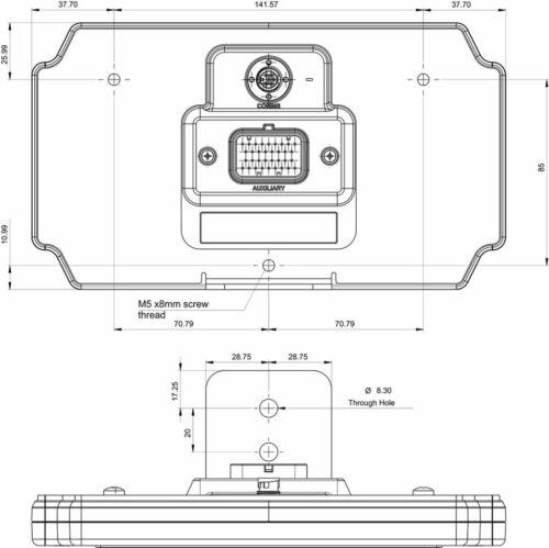 Haltech IC-7 CAN Display Dash *New*