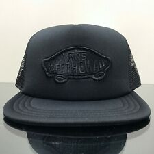 1cf4e737 item 2 VANS CLASSIC PATCH TRUCKER HAT SNAPBACK CAP BLACK (ONE SIZE) -VANS  CLASSIC PATCH TRUCKER HAT SNAPBACK CAP BLACK (ONE SIZE)