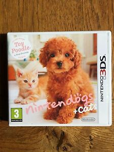 nintendogs toy poodle