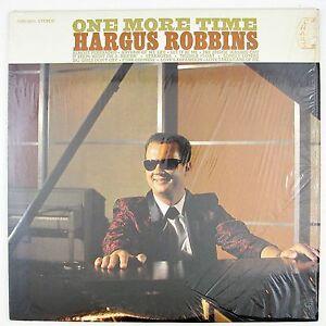 HARGUS ROBBINS One More Time LP NM- NM-