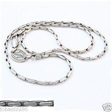 Halsketting heren INNERSOUL SNAKE schakel 3 mm L= 52 cm