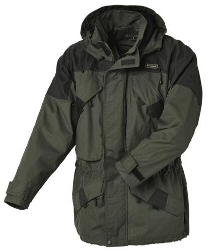 Pinewood Lappland Extreme Outdoor Jacke moosgrün schwarz S M L XL XXL 2XL Grün