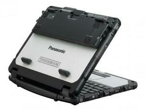 Panasonic Toughbook CF-20 FullyRugged Keyboard & 2xBattery, intel Core™ m5 8GB RAM 512GB SSD LTE,Windows 10 Canada Preview