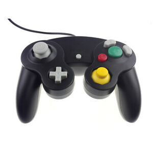 Wired-Gamepad-Shock-Game-Controller-for-Nintendo-Gamecube-GC-Wii-Video-Game-CA