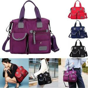 Women-Lady-Waterproof-Nylon-Shoulder-Messenger-Bag-Large-Capacity-Crossbody-Bags