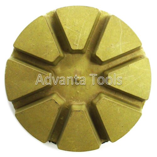 "3"" Metal Bond Diamond Polishing Pad for Concrete Floor 800 Grit"