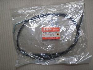 Suzuki-FR-50-80-FR50-FR80-throttle-cable-assy-58300-35000-genuine-NOS
