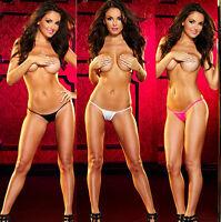 Microstring Minislip Sexy String Tanga 32 34 36 38 XS S M L Bikinislip 4 Farbe