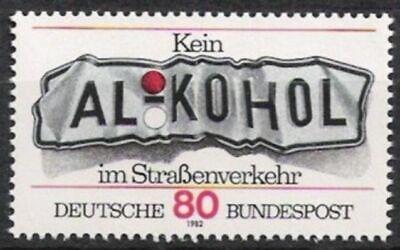 Bund Nr.1145 ** Kein Alkohol 1982, Postfrisch