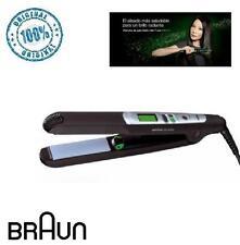 Nuevo BRAUN Plancha alisadora Satin Hair 7 ES2 con tecnología Satin Ion+Protect